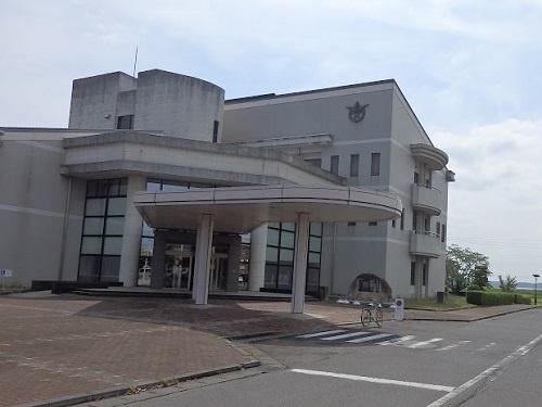 茨城 市役所 北